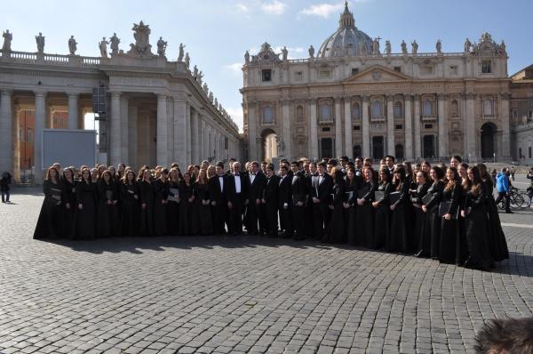 BC Chorale Rome 2013 1